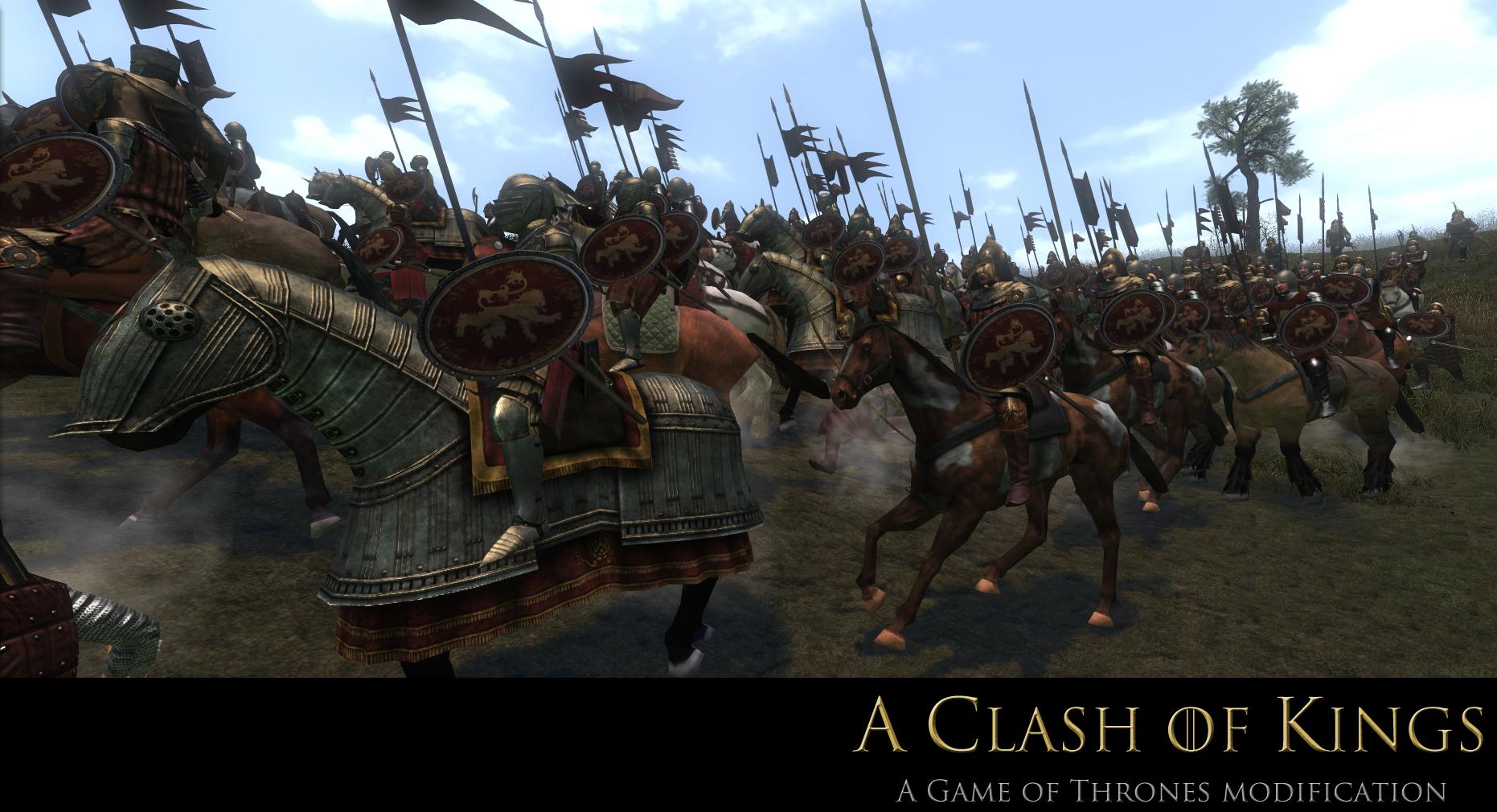 Установка мода clash of kings [mount & blade: warband] (игра.