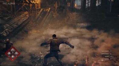 12 минут геймплея экшена Devil's Hunt