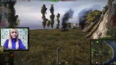 "World of Tanks ""ИС-3 - Повреждение боеукладки"""