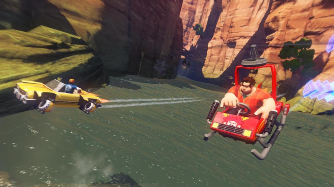 Ральф из Wreck-It Ralph появится в Sonic and All-Stars Racing Transformed