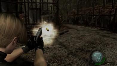 Час геймплей Resident Evil 4 на Switch