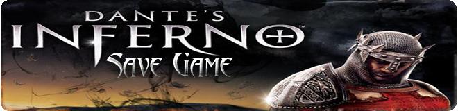 Dante's Inferno: Save Game (100% Pass) [PS3 / EU / US]