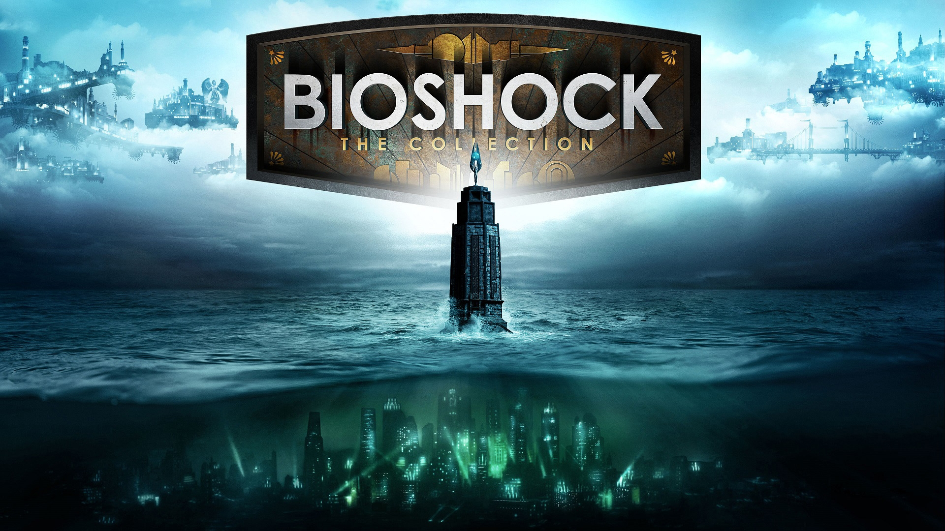 Слух: BioShock: The Collection выйдет на Nintendo Switch