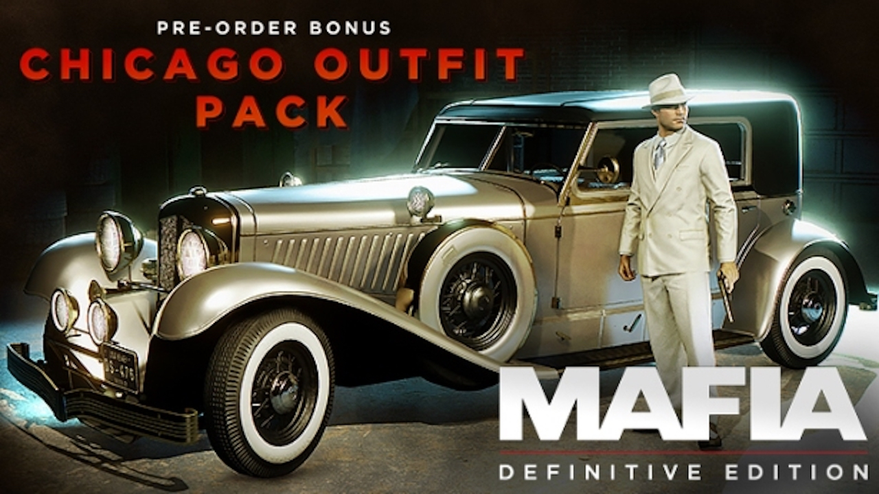 Стал известен размер патча первого дня для Mafia Definitive Edition