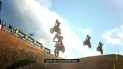 """MXGP: The Official Motocross Videogame """"Обучение выполнения скраб в видео-уроке"""""""