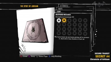 Batman Return to Arkham Asylum - Загадки Риддлера - Интенсивная терапия