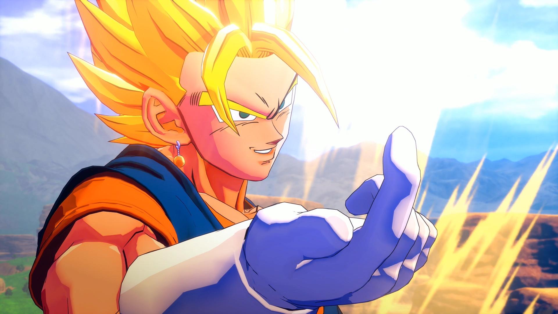 Выпущен патч 1.05 для Dragon Ball Z: Kakarot исправлено несколько ошибок