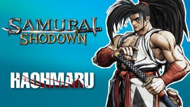 Samurai Shodown - новый трейлер посвящен - Хаомару