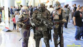 Лучший косплей с ивента Star Wars Celebration 2015