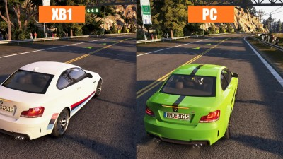 Project CARS:Сравнение PS4 vs Xbox One vs PC [Ultra]