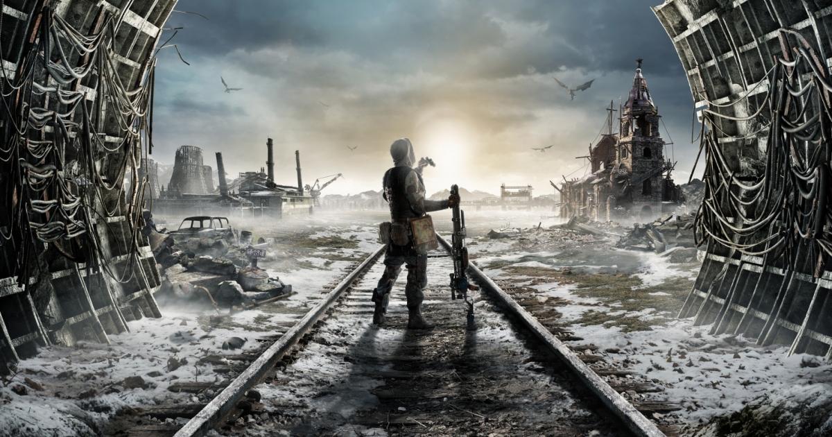 Под наклейкой Epic Games Store на коробках с Metro Exodus обнаружили лого Steam