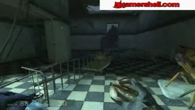 Half-Life 2 (AntLions Battle) Exclusive #8