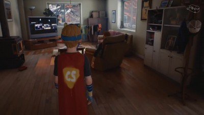 Прохождение Life is Strange - The Awesome Adventures of Captain Spirit. Финал