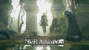 Трейлер и скриншоты NieR: Automata - Become as Gods Edition