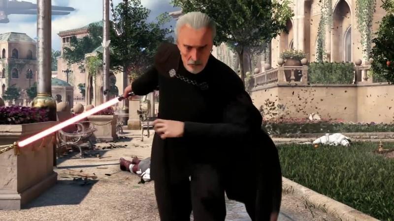Star Wars: Battlefront 2 - Граф Дуку