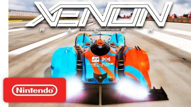 Новые детали пост-релизной поддержки Xenon Racer для Nintendo Switch