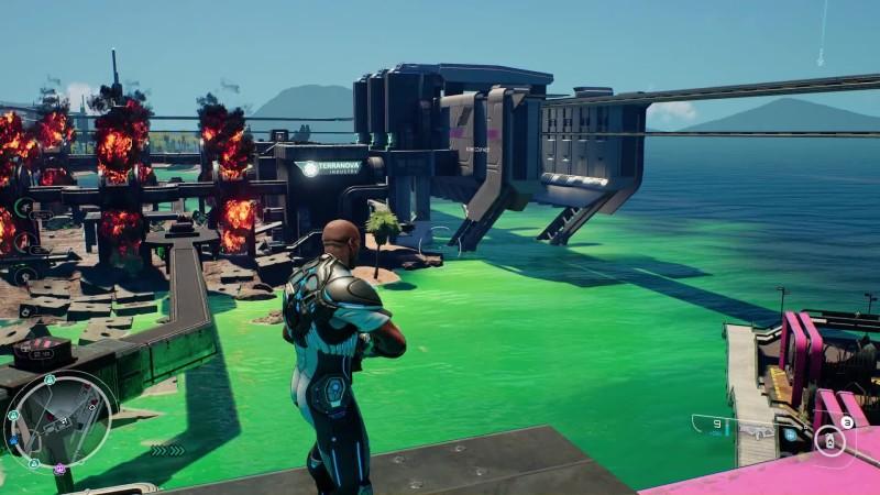 Crackdown 3 - Технический анализ Xbox One X/S и PC от Digital Foundry