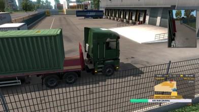 Euro Truck Simulator 2 - Карта Московская область #2