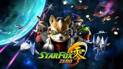 Первая оценки Star Fox Zero - 35/40