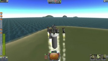 Kerbal Space Program (KSP) - Сверхновая