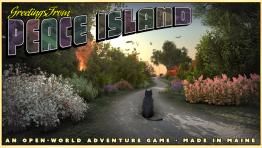 Peace Island - игра про котов-детективов. Такой опенворлд нам нужен!