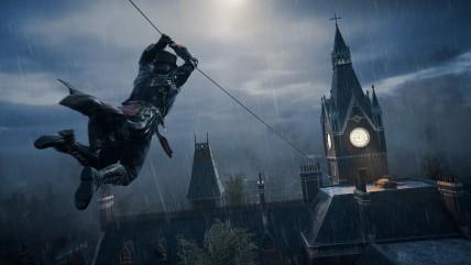 """Небо Лондона: локации Assassin""""s Creed: Syndicate"""