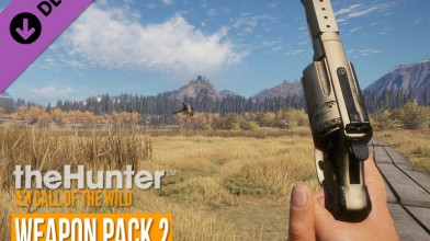 """theHunter: COTW DLC """"Weapon Pack 2"""""""