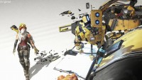 Recore Сравнение графики Xbox One vs Xbox One X Definitive Edition