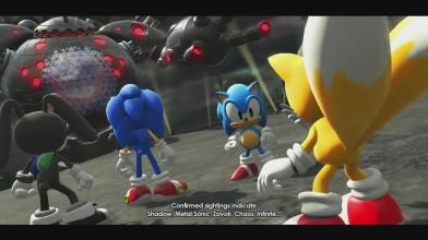 Sonic Forces - Death Egg Robot - Последний босс и концовка