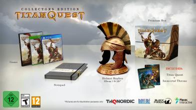 Titan Quest выпустят на консолях в марте 2018 года