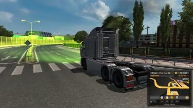 Игра Euro Truck Simulator 2 - KAmAZ 6460 TURBO DIESEL V8