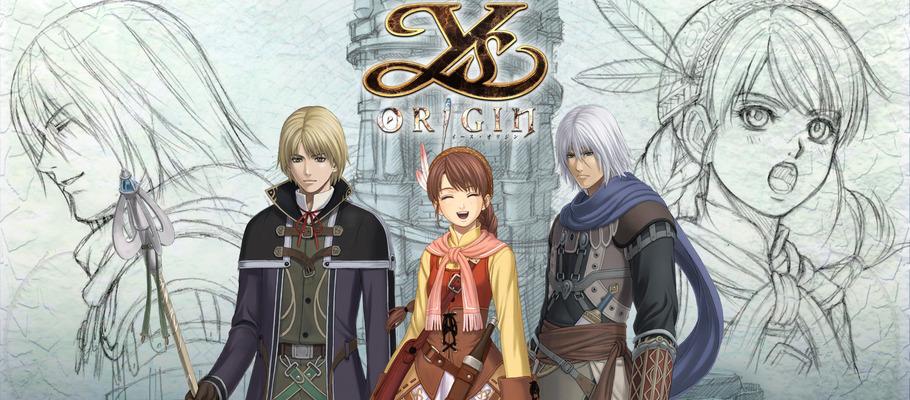 Экшен-RPG Ys Origin получила дату выхода на Switch