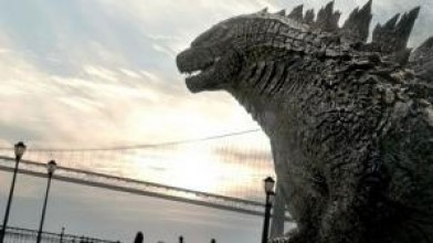 Первые скриншоты Godzilla для PS4