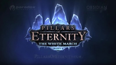 "Pillars of Eternity: The White March ""Трейлер анонса"""