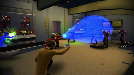 Agents of Yesterday для Star Trek Online выйдет на консолях