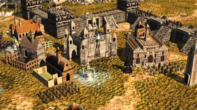 The Last Hope of the Third Age mod - обновленная база Митлонда