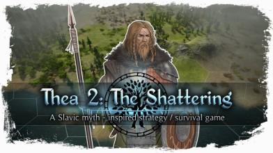 Карточная стратегия Thea 2: The Shattering покинет ранний доступ