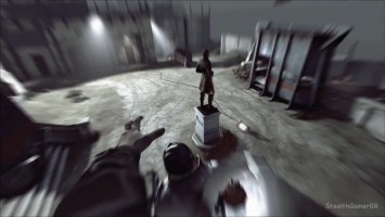 Dishonored Creative/Funny Kill 2 (Fleeing Tower)