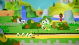 В новом трейлере показали мир Yoshi's Crafted World