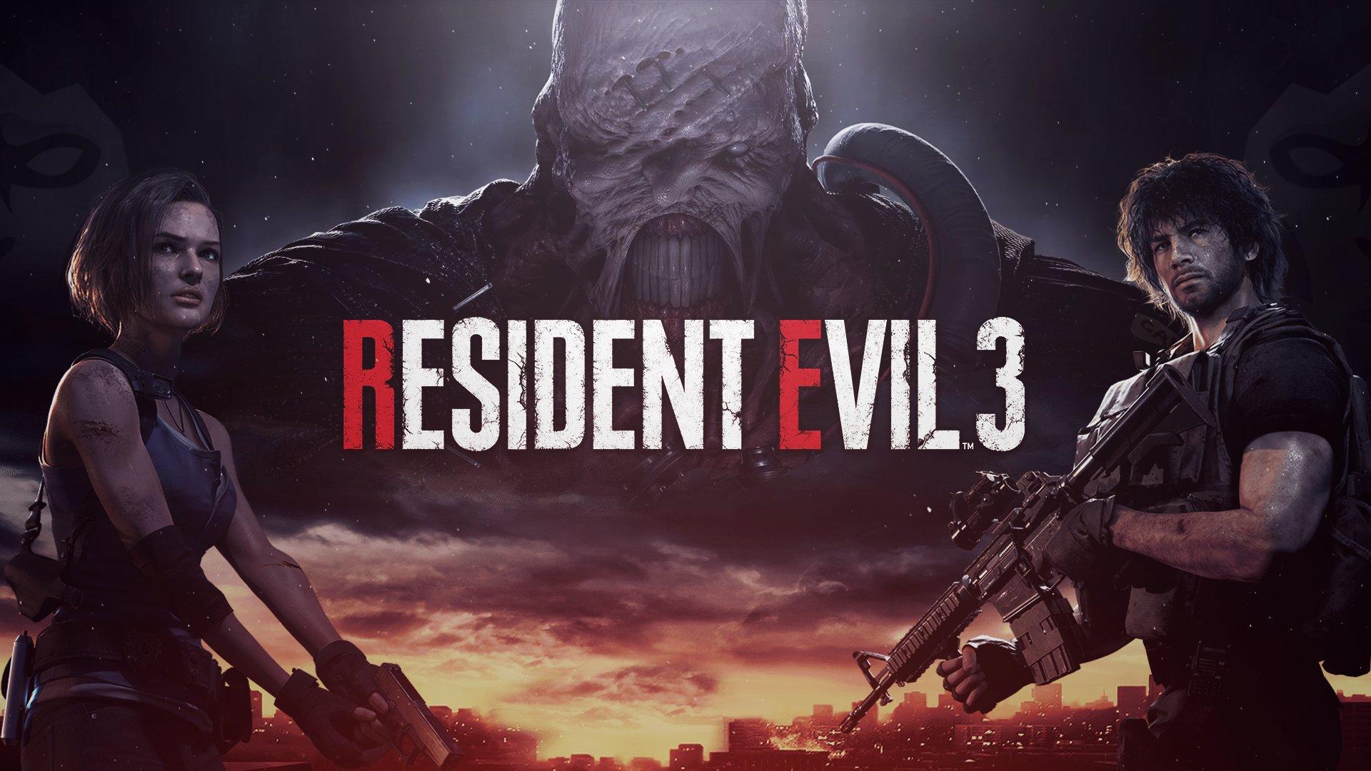 Вышел патч для демоверсии Resident Evil 3 Remake