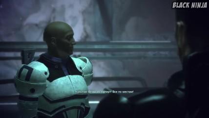 Mass Effect - Баги и Смешные моменты [Bugs, Jokes, Fails]
