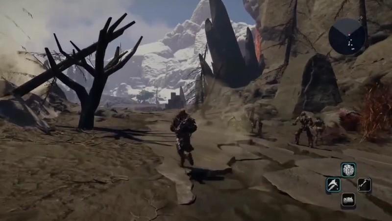 Геймплей Elex с Gamescom 2017 #1