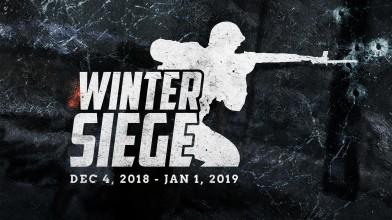 """Ивент """"Зимняя Осада"""" в Call of Duty: WWII"""