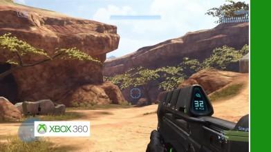 Halo 3 Сравнение Xbox 360 vs. Xbox One X
