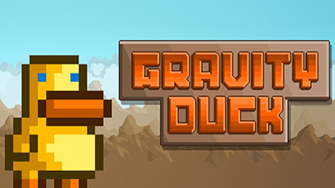 На Nintendo Switch анонсирована Gravity Duck