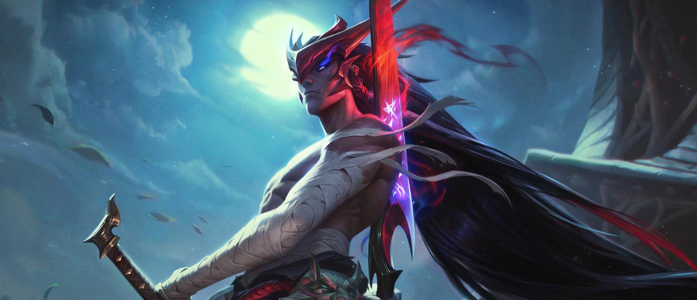Встречайте Ёнэ - нового чемпиона в League of Legends