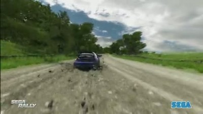 "SEGA Rally Revo "" Lakeside Environment Trailer """