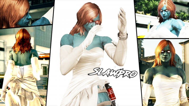 Nina's Zombie Bride Cosplay (TK ~ Recreation) by SlawPro