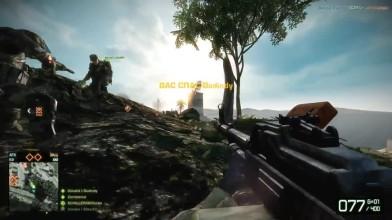 ПКМ - Эталонный пулемёт | Battlefield Bad Company 2