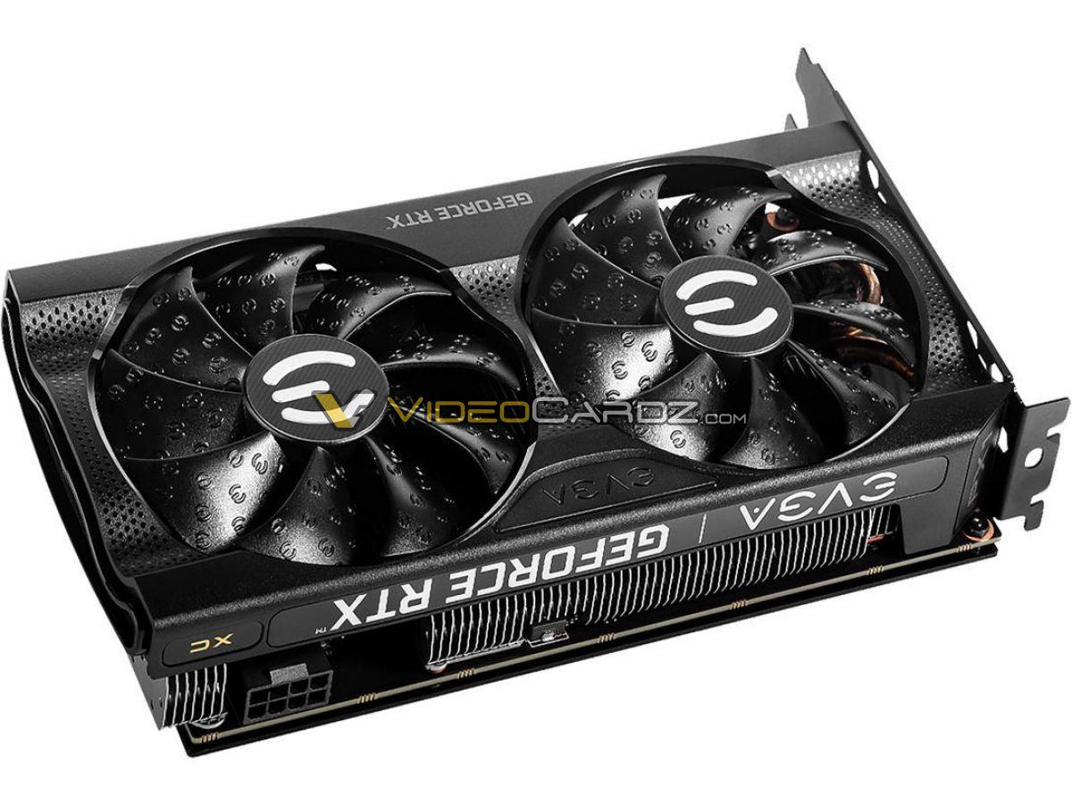 Как выглядят нереференсные версии GeForce RTX 3060 Ti? Рассматриваем новинки EVGA и Zotac